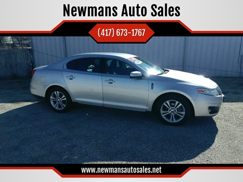 2009 Lincoln MKS for sale in Webb City, MO