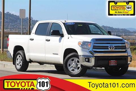 2017 Toyota Tundra For Sale In Redwood City, CA