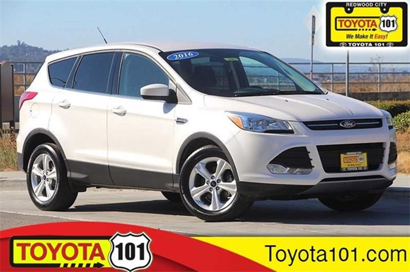 2016 Ford Escape For Sale At Toyota 101 In Redwood City CA