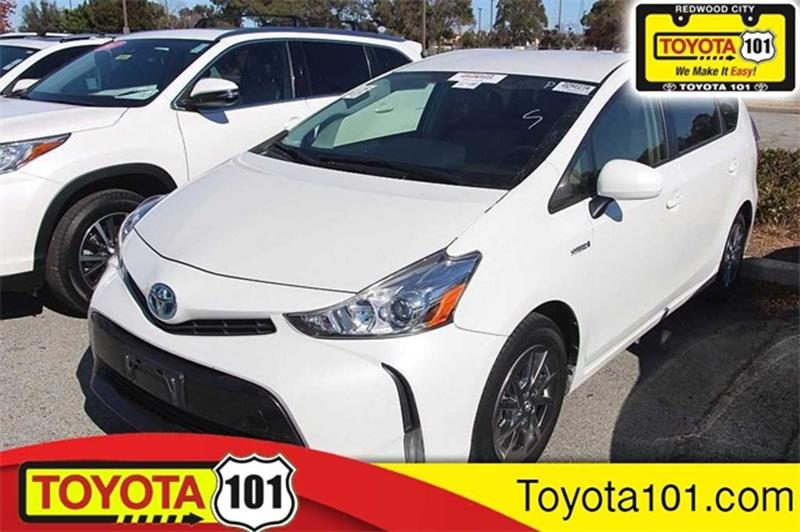 2015 Toyota Prius V For Sale At Toyota 101 In Redwood City CA