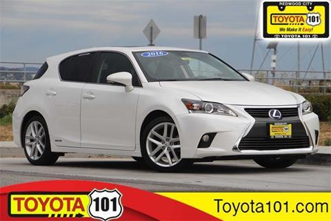 Lexus Redwood City >> Hatchback For Sale In Redwood City Ca Toyota 101 Used Car Center