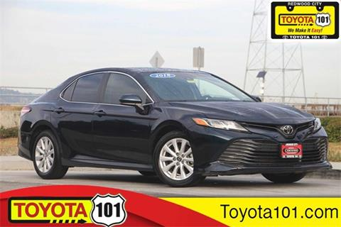 2018 Toyota Camry for sale in Redwood City, CA