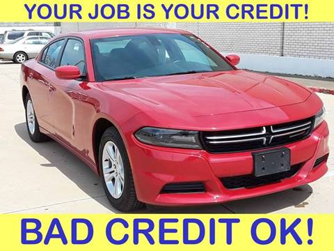 2016 Dodge Charger for sale in Arlington, TX