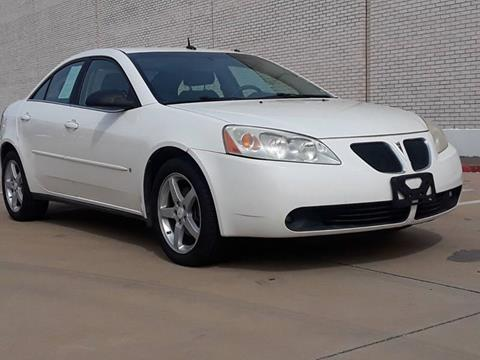 2008 Pontiac G6 for sale in Arlington, TX