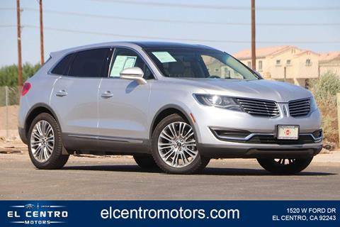 2016 Lincoln MKX for sale in Lake Havasu City, AZ