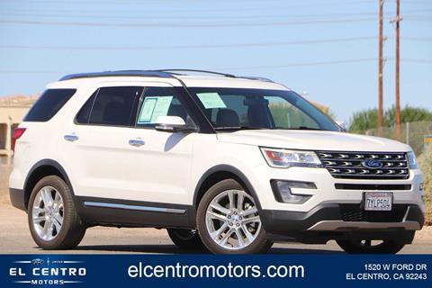2017 Ford Explorer for sale in Lake Havasu City, AZ