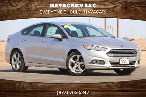2016 Ford Fusion for sale in Lake Havasu City, AZ