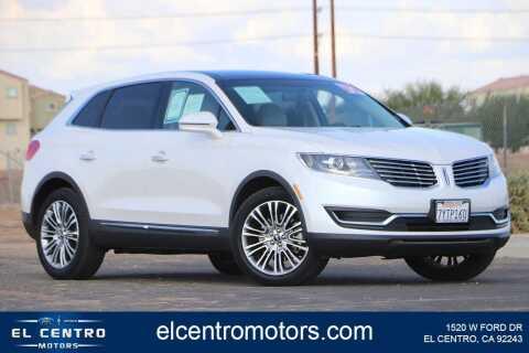 2017 Lincoln MKX for sale in Lake Havasu City, AZ