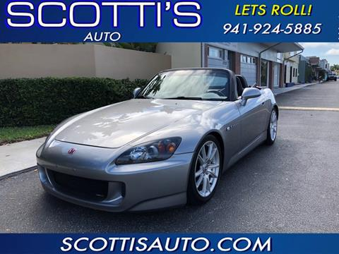 2005 Honda S2000 for sale in Sarasota, FL