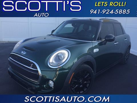 2015 MINI Hardtop 4 Door for sale in Sarasota, FL