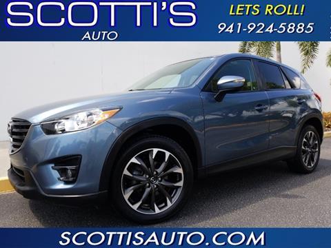 2016 Mazda CX-5 for sale in Sarasota, FL