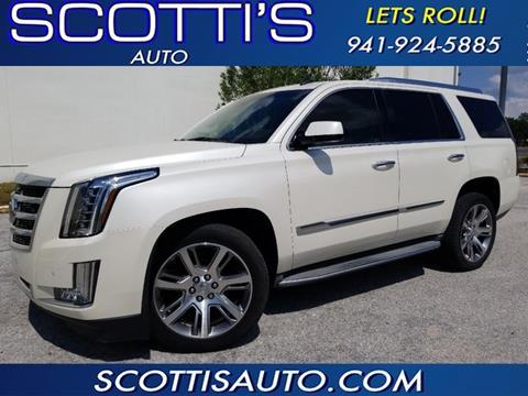 2015 Cadillac Escalade for sale in Sarasota, FL