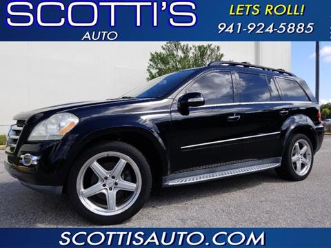 2008 Mercedes-Benz GL-Class for sale in Sarasota, FL