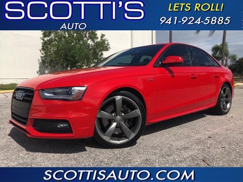 2014 Audi S4 for sale in Sarasota, FL