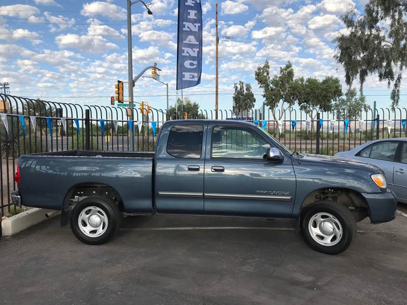 2005 Toyota Tundra For Sale At Affordable Autos Of Tucson In Tucson AZ