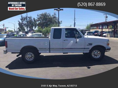 1997 Ford F-250 for sale in Tucson, AZ