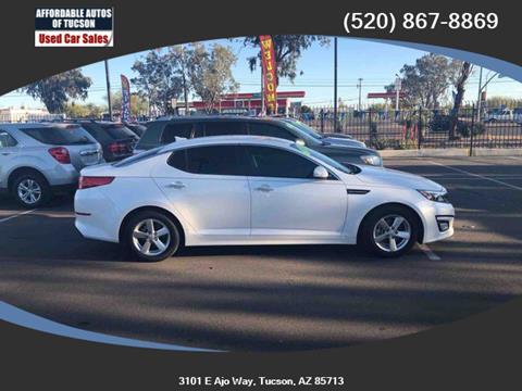 Kia For Sale In Tucson Az Affordable Autos Of Tucson