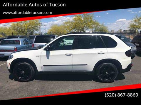 BMW Of Tucson >> 2007 Bmw X5 For Sale In Tucson Az