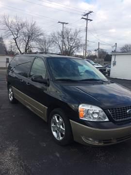 2004 Ford Freestar for sale in Terre Haute, IN