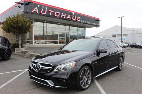 2014 Mercedes-Benz E-Class for sale in Bellingham, WA