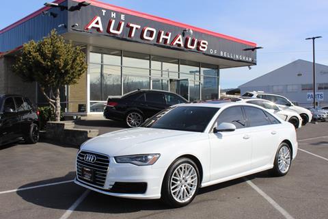 2016 Audi A6 for sale in Bellingham, WA