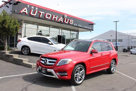 2014 Mercedes-Benz GLK for sale in Bellingham, WA