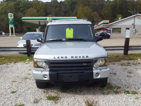 2003 Land Rover Discovery for sale in Parkersburg, WV