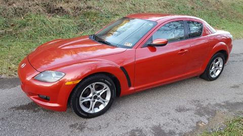 2004 mazda rx 8 for sale. Black Bedroom Furniture Sets. Home Design Ideas