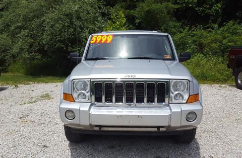 2008 Jeep Commander for sale in Parkersburg, WV