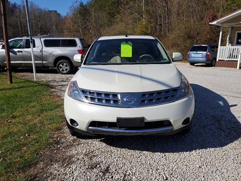 2007 Nissan Murano for sale in Parkersburg, WV