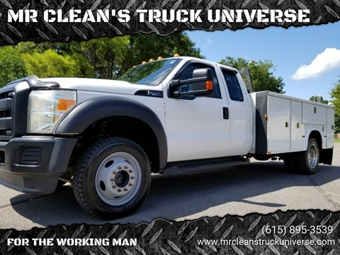 2012 Ford F-450 Super Duty for sale in Murfreesboro, TN