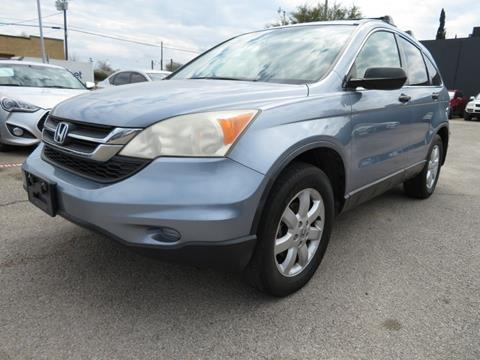 2011 Honda CR-V for sale in Richardson, TX