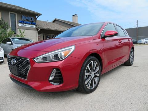 2018 Hyundai Elantra GT for sale in Richardson, TX