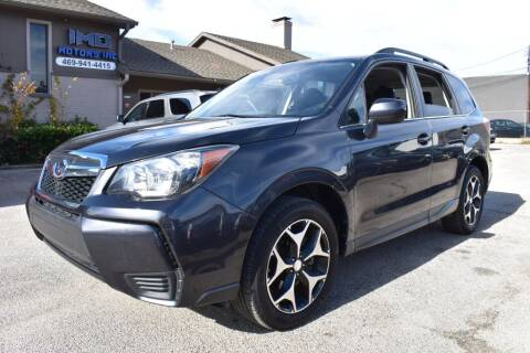 2014 Subaru Forester for sale in Richardson, TX