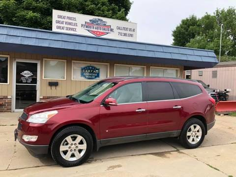 2010 Chevrolet Traverse for sale in Le Mars, IA