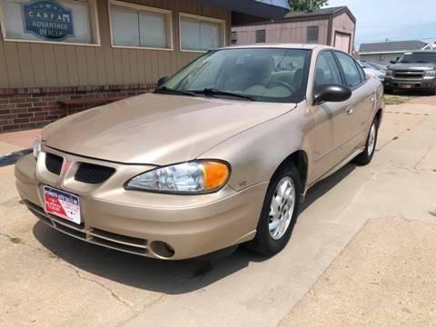 2004 Pontiac Grand Am for sale in Le Mars, IA