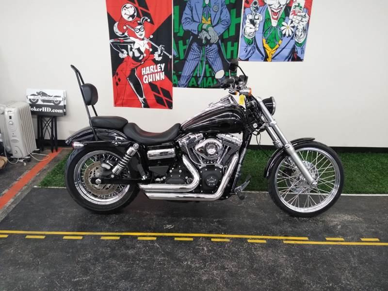 2014 Harley-Davidson FXDWG
