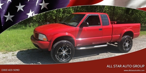 2002 GMC Sonoma for sale in Poland, OH