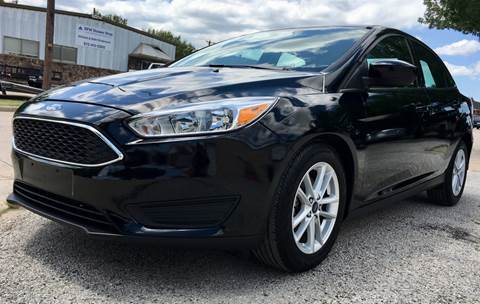 2018 Ford Focus for sale in Grand Prairie, TX