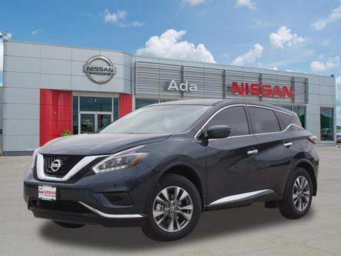 2018 Nissan Murano for sale in Ada, OK