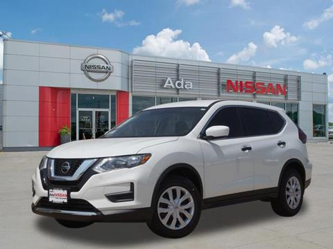 2018 Nissan Rogue for sale in Ada, OK