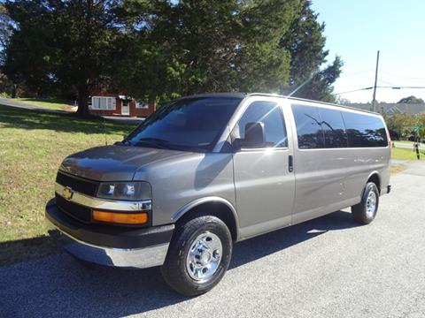 2010 Chevrolet Express Passenger for sale in Winston Salem, NC