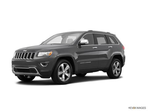 2015 Jeep Grand Cherokee for sale in Titusville, PA