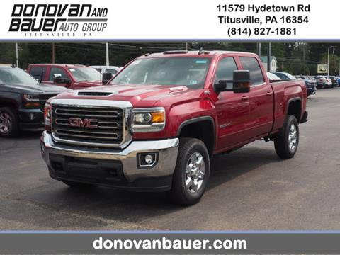 2018 GMC Sierra 2500HD for sale in Titusville, PA