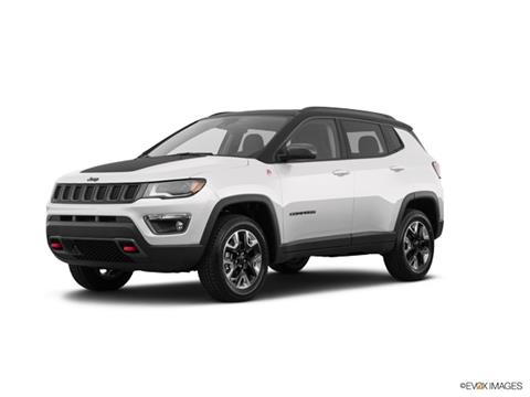 2018 Jeep Compass for sale in Titusville, PA