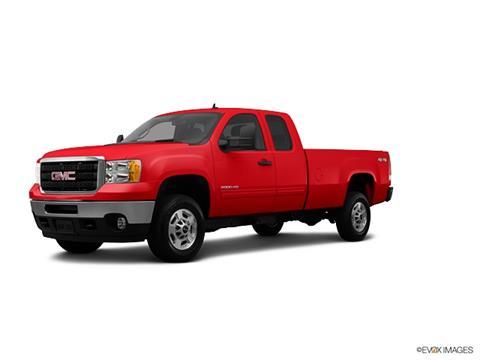 2012 GMC Sierra 2500HD for sale in Titusville, PA