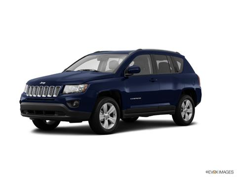 2015 Jeep Compass for sale in Titusville, PA