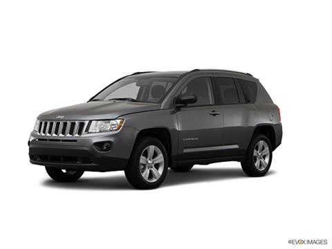2012 Jeep Compass for sale in Titusville, PA