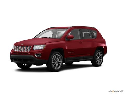 2016 Jeep Compass for sale in Titusville, PA