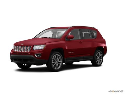 2017 Jeep Compass for sale in Titusville, PA
